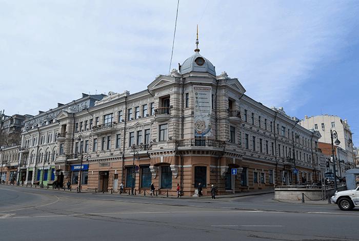 Выходные во Владивостоке