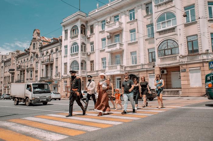 Владивосток - дальневосточная столица