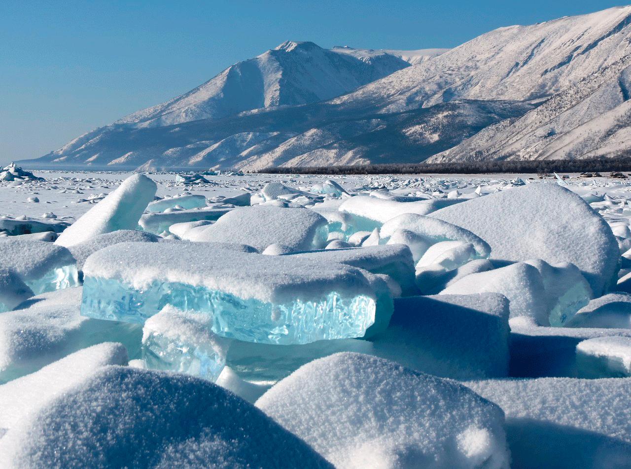 Зимний Байкал за 3 дня