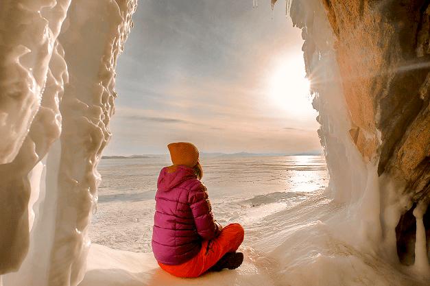 Пересечение Байкала