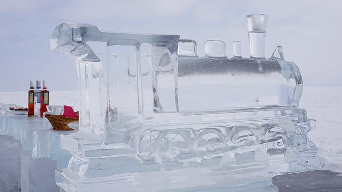 Ледовый экспресс