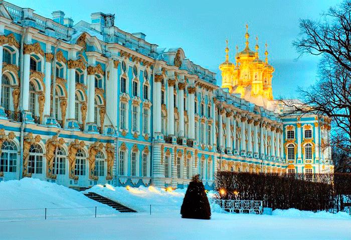 Новый год в Петербурге + 10 Чудес Карелии