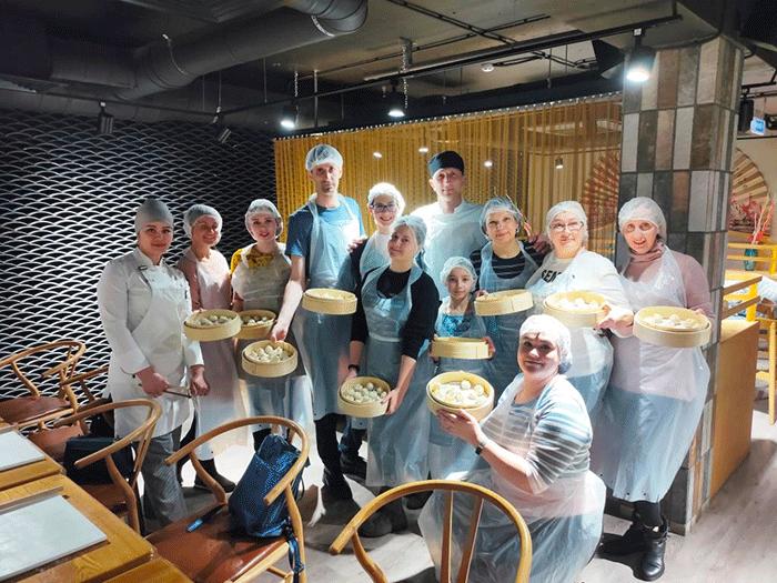 Мастер-класс: Традиции Сингапурской кухни