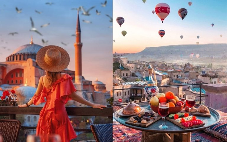 Стамбул + Каппадокия