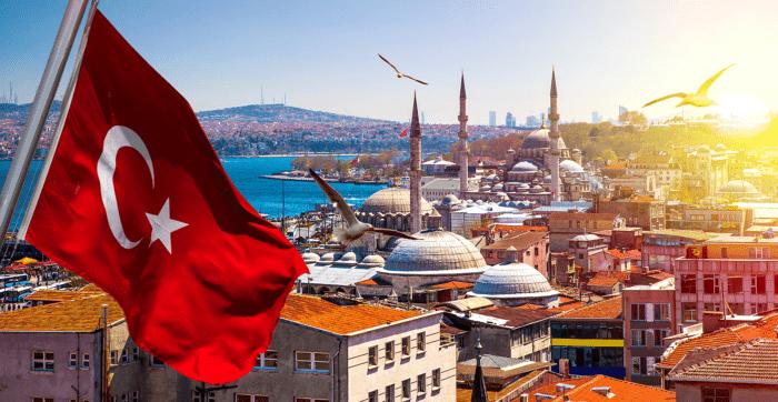 Путешествие в Турцию  и отдых на Эгейском море