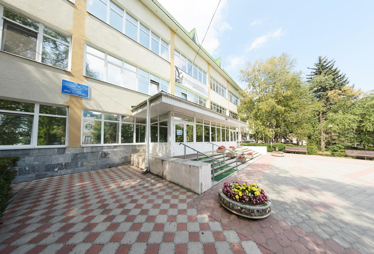 Санаторий им.Анджиевского