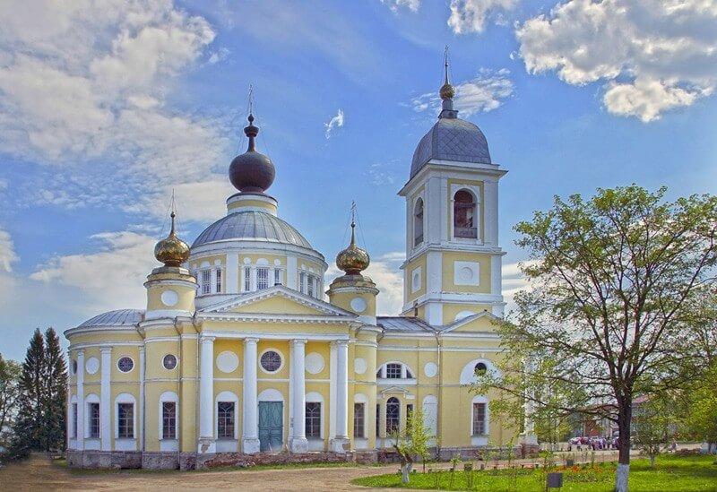 «Золотое Кольцо России» 5 дней