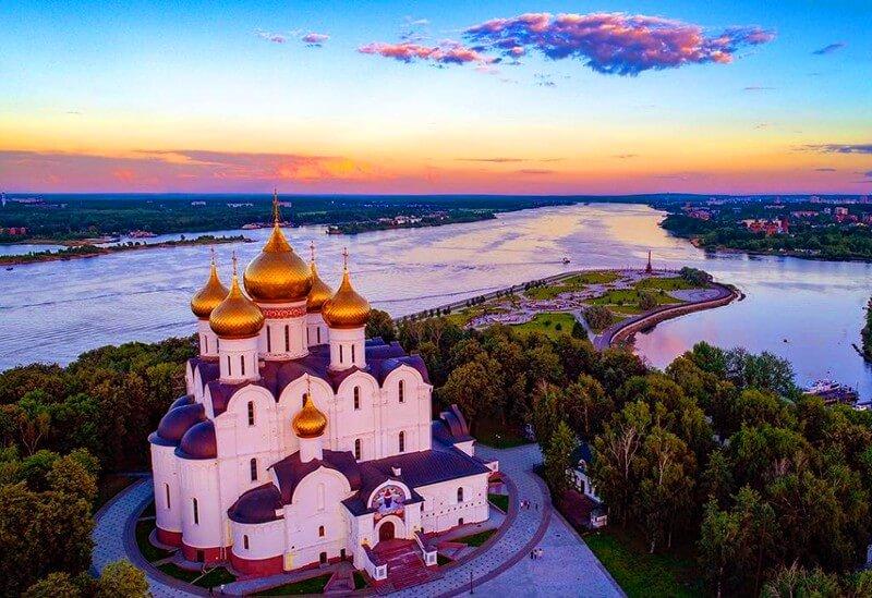 «Золотое кольцо России», 4 дня