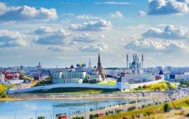 Казань на одном дыхании