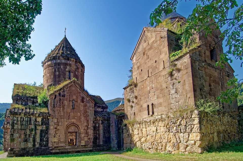 Рубрика: <span>Армения</span>