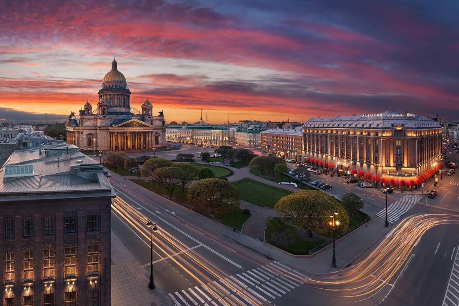 В Петербург — недорого!