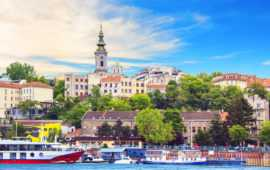 Путешестие по пяти балканским странам + отдых в Черногории (4SXL Avia)