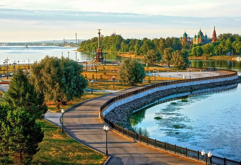 Золотое Кольцо России 5 дней